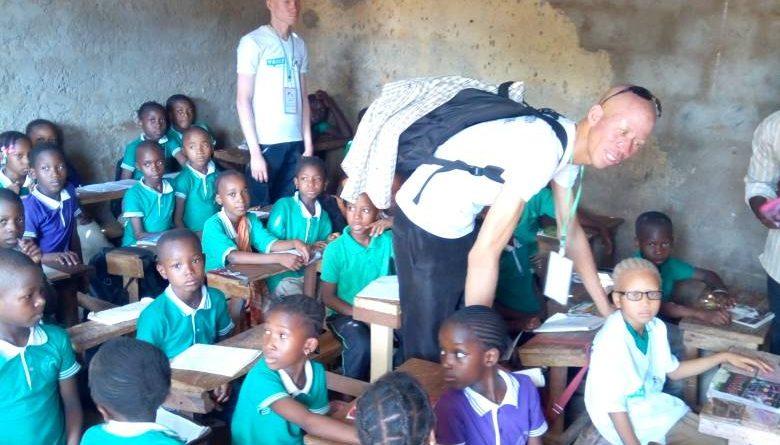 Programme Voice financé par OXFAM