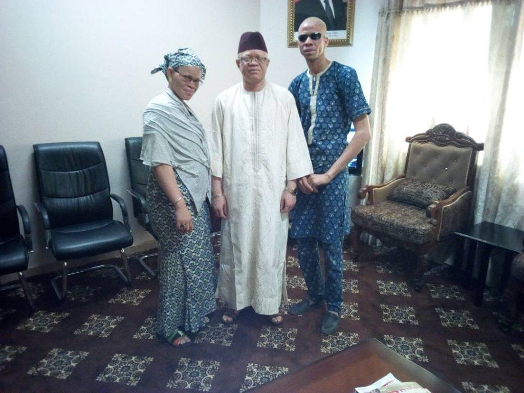La visite du Ministre de la culte pour la mise en place des activités de l'AMPA